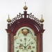 Taber, Elnathan of Roxbury, Massachusetts. Tall case clock.  -SOLD- 212117