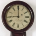 E. Howard & Co., of Boston, MA. Model No. 1. Regulator wall clock.  This is an early example.  -Sold-