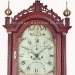 A Danvers, Massachusetts tall clock made by Ezra Batchelder.