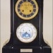 Perpetual Calendar Clock of French manufacture. -SOLD-
